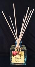 MIKADO ARTESANAL DIFUSOR AROMÁTICO MIRRA-MIEL 200 ML